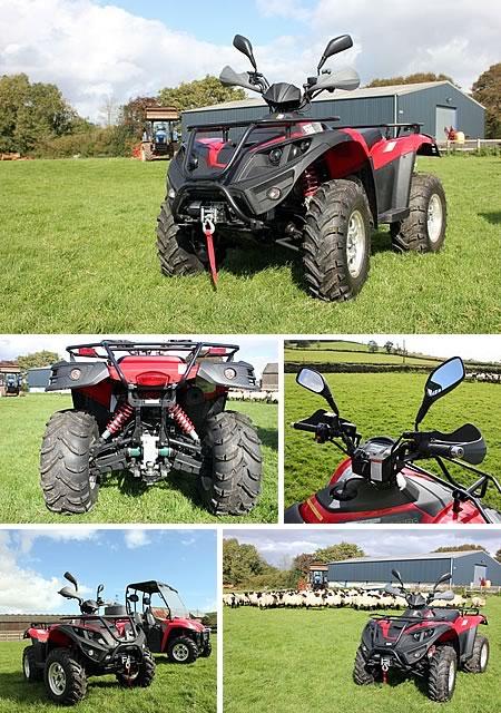 Merlin Motors Huddersfield | Farr All Terrain Vehicle | ATV